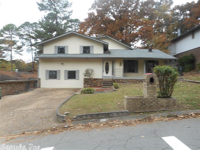 Residential/Single Family - Little Rock, AR (photo 1)