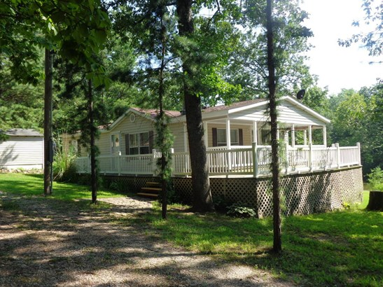 Residential/Single Family - Wyandotte, OK (photo 1)