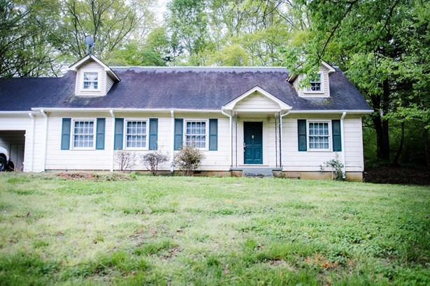 Residential/Single Family - ABBEVILLE, MS (photo 1)