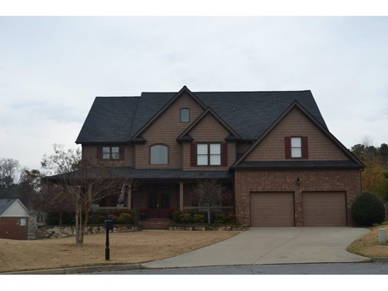 Residential/Single Family - Alpharetta, GA (photo 1)