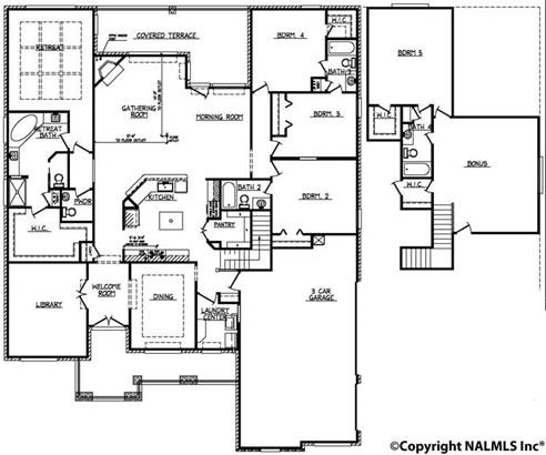 Residential/Single Family - OWENS CROSS ROADS, AL (photo 2)