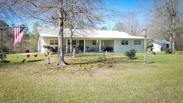 Residential/Single Family - Richton, MS (photo 1)