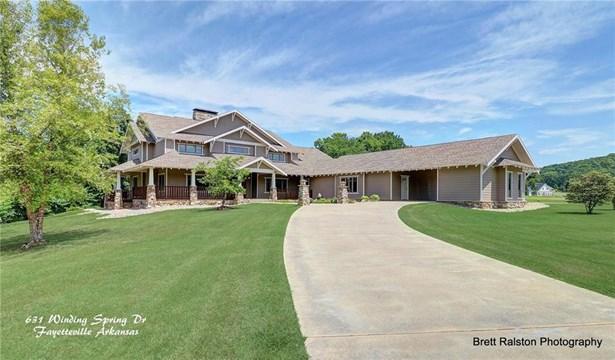 Residential/Single Family - Fayetteville, AR