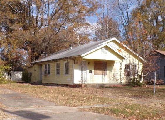 Residential/Single Family - Pine Bluff, AR (photo 1)