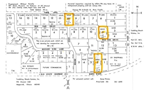 Lots and Land - Tumbling Shoals, AR (photo 4)