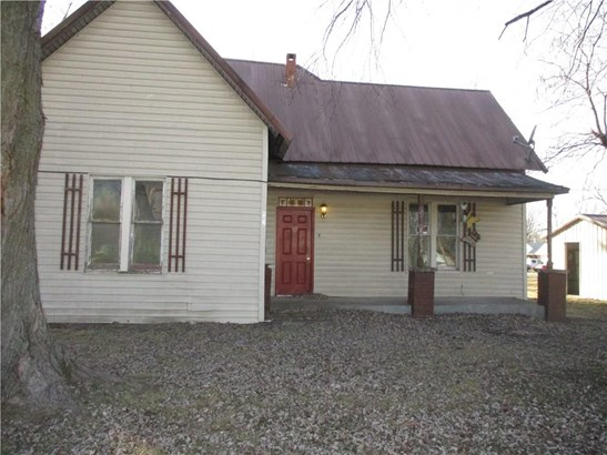 Residential/Single Family - Westville, OK