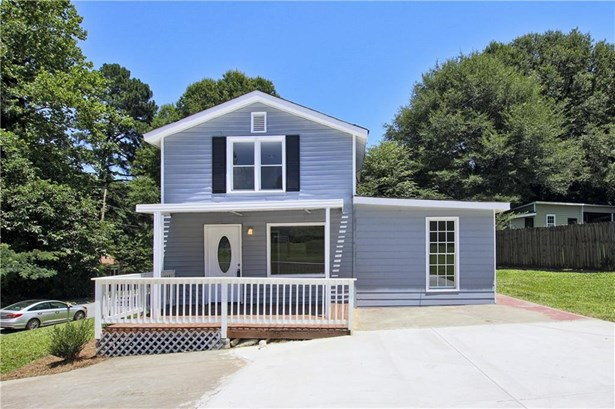 Residential/Single Family - Lawrenceville, GA