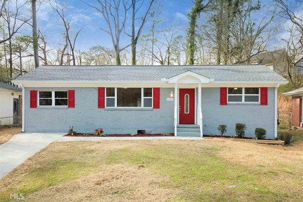 Residential/Single Family - Atlanta, GA (photo 1)