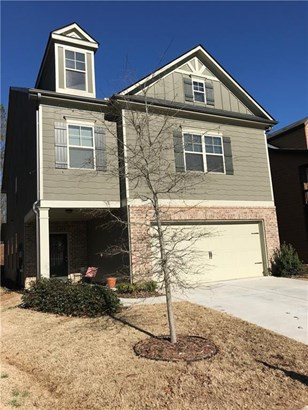 Residential/Single Family - Braselton, GA (photo 1)