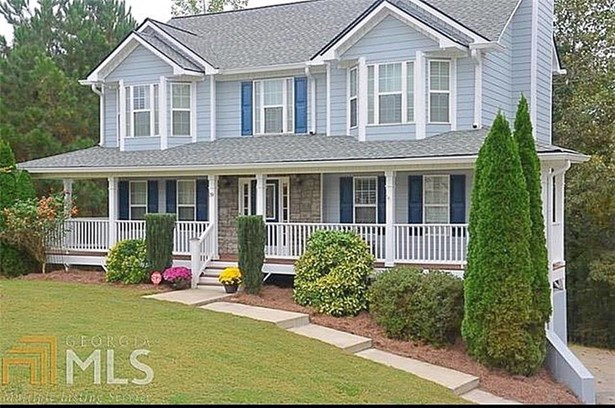 Residential/Single Family - Rockmart, GA (photo 1)