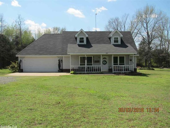 Residential/Single Family - Pangburn, AR (photo 1)