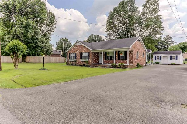 Residential/Single Family - Brownsville, TN