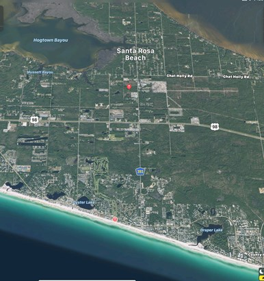 Lots and Land - Santa Rosa Beach, FL