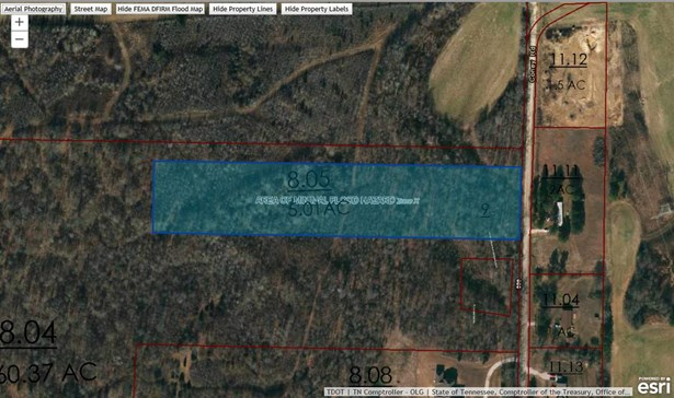 Lots and Land - Rossville, TN