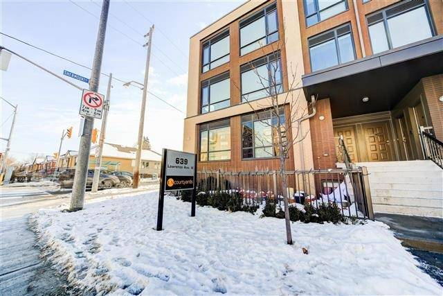 639 Lawrence Ave W 101, Toronto, ON - CAN (photo 1)