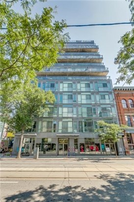 127 Queen St E Ph1, Toronto, ON - CAN (photo 1)