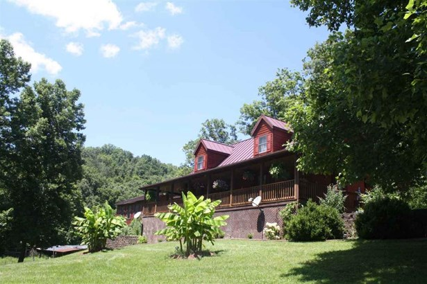 5541 Fisher Bowen Branch Road, Wayne, WV - USA (photo 1)