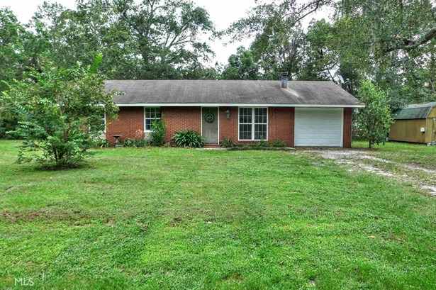 303 Newton Ave , Woodbine, GA - USA (photo 1)