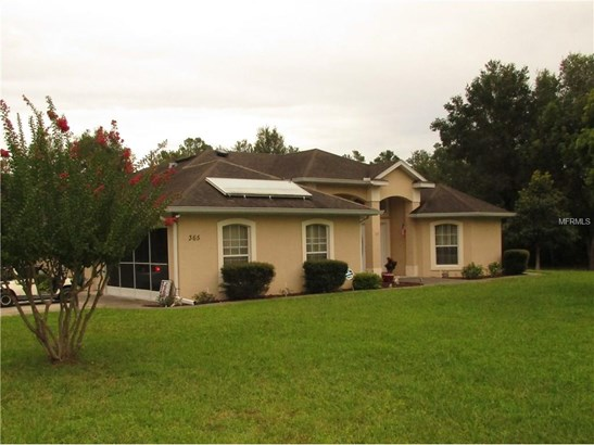 365 Birch , Orange City, FL - USA (photo 1)