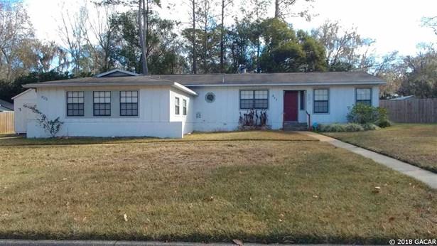 423 102nd , Gainesville, FL - USA (photo 1)