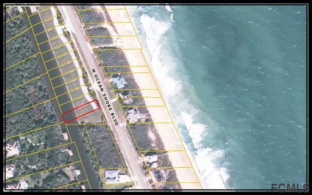 3532 N Ocean Shore Blvd , Flagler Beach, FL - USA (photo 1)