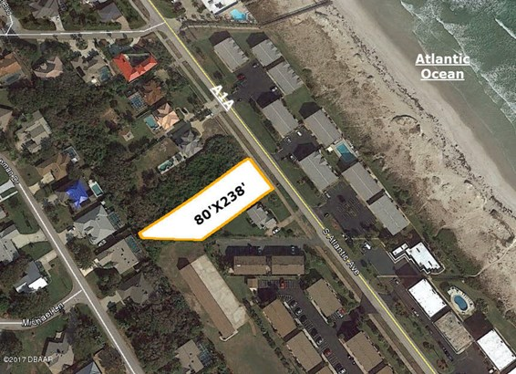 4780 Atlantic , Ponce Inlet, FL - USA (photo 1)