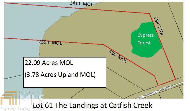 61 Catfish Landing Cir , Kingsland, GA - USA (photo 1)