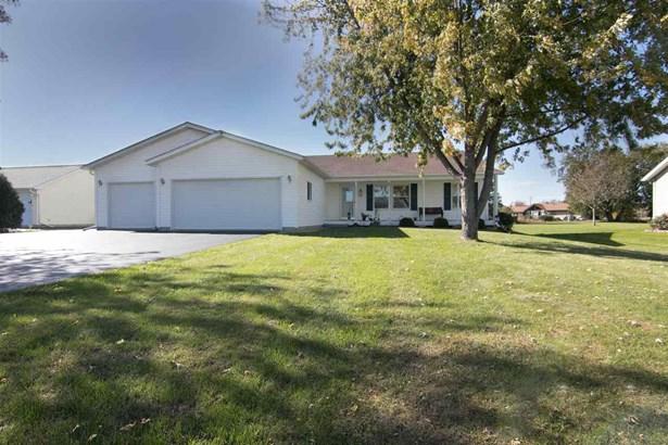 Ranch, House - BYRON, IL (photo 1)