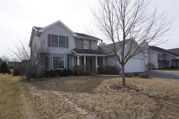 House, 2 Story - CHERRY VALLEY, IL (photo 1)