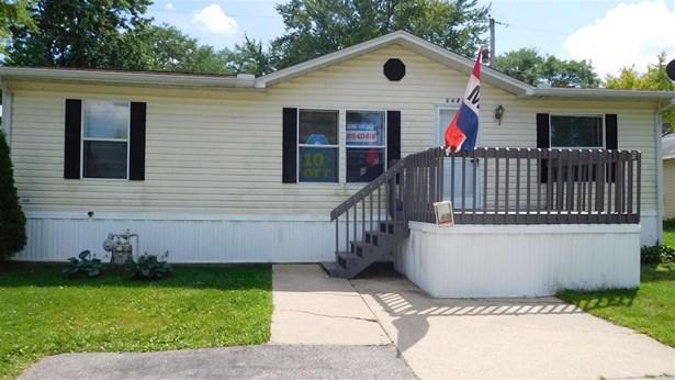 Mobile Home, House - LOVES PARK, IL (photo 1)