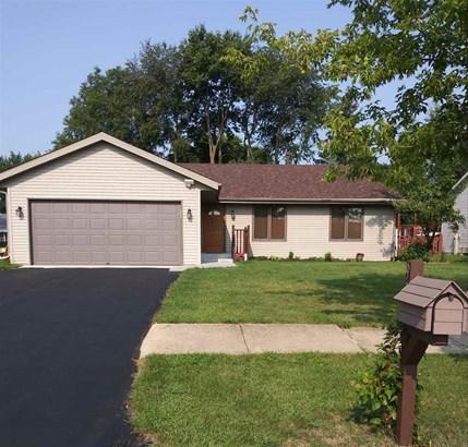 Ranch, House - ROCKFORD, IL