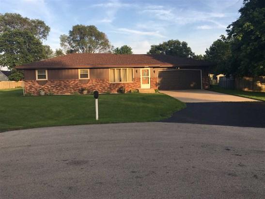 Ranch, House - MACHESNEY PARK, IL