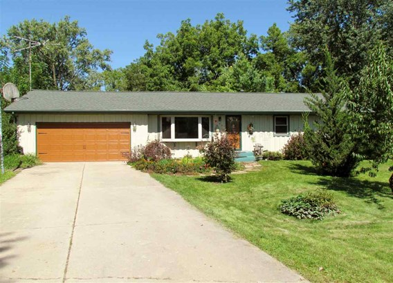 Ranch, House - DURAND, IL