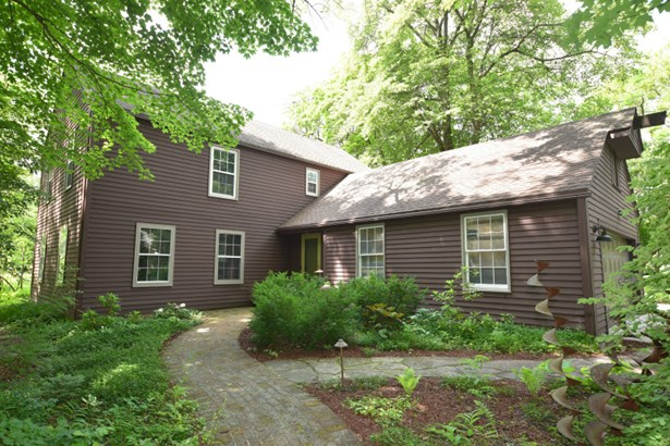 Beautiful home on Wooded lot