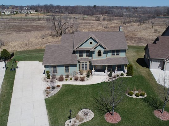 Aerial View of Home (photo 2)