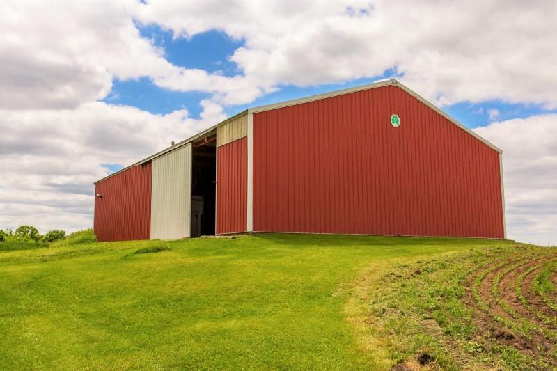 Large Pole Building (photo 3)