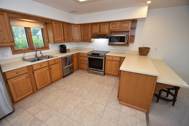 Well planned kitchen (photo 5)