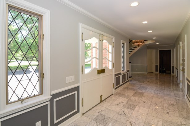 Double Door Marble Entry (photo 4)