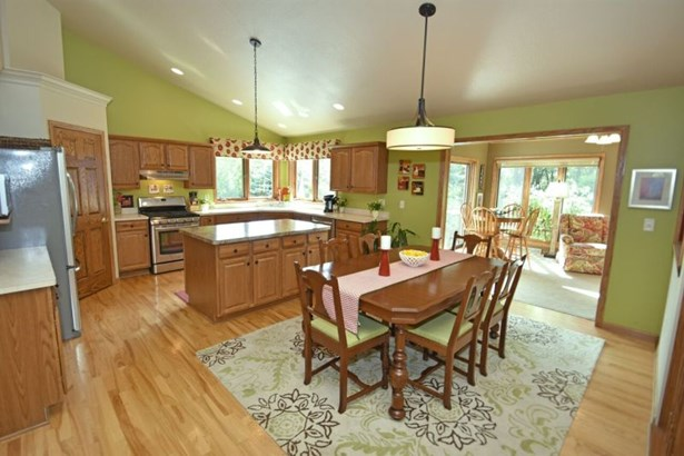Open Kitchen and Dining (photo 4)