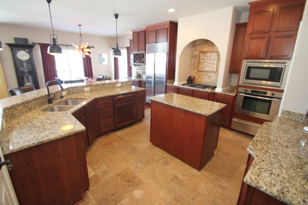Granite Counters and Island (photo 4)