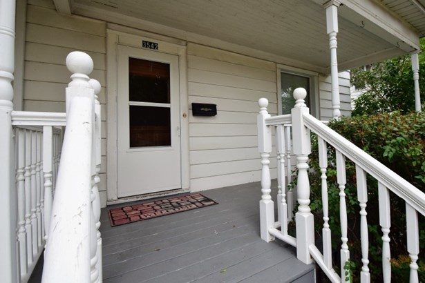 Charming front porch (photo 2)