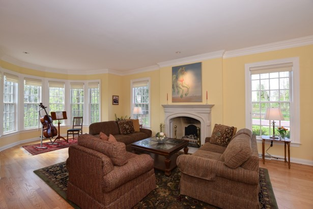 Formal Living Rm w/fire place (photo 4)