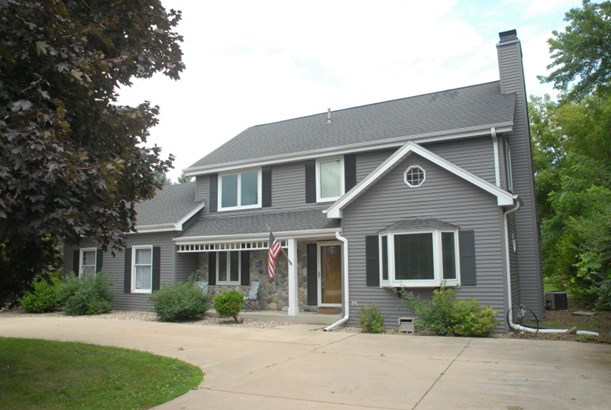 Gorgeous home on .88 acre!