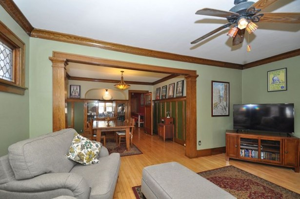 Living Room to Dining (photo 5)