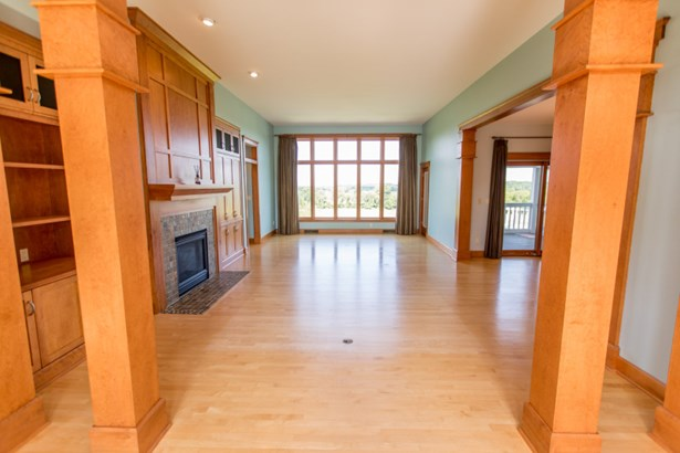View from front foyer (photo 5)