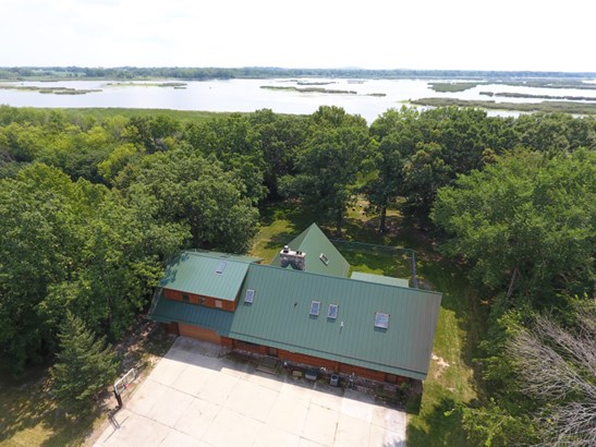 Aerial View/Big Muskego Lake (photo 2)