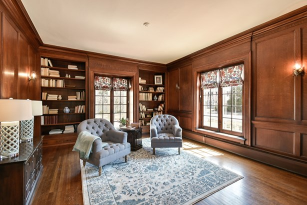 Handsome library (photo 4)