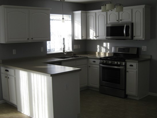 Kitchen SS appliances included (photo 5)