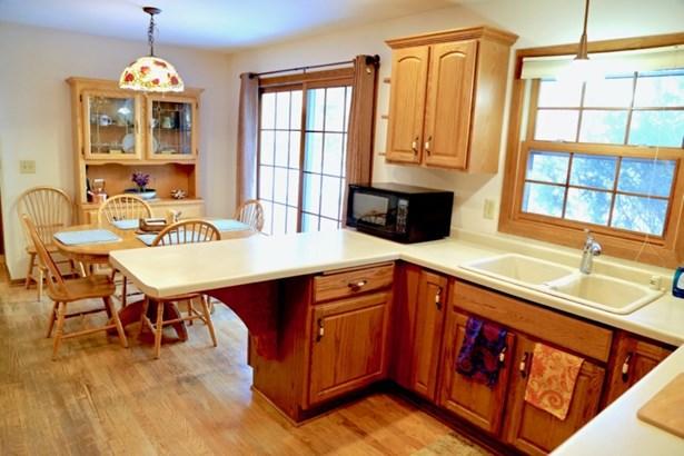 Kitchen w/ window (photo 3)
