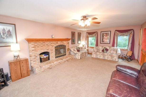 Brick Fireplace (photo 5)